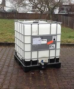 tranke regenwasser tank container 1000 liter ibc With französischer balkon mit ibc container garten