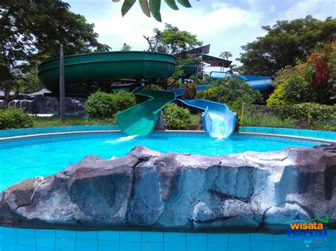 wisata gerbang mas bahari waterpark  amazing tegal