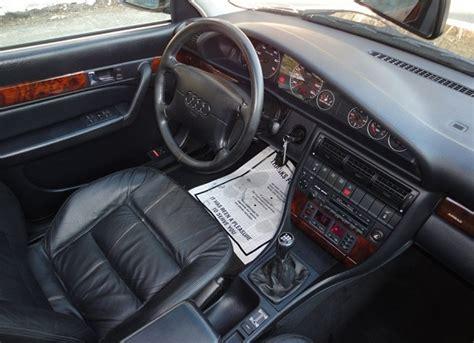 audi s6 interior 1995 audi s6 owners manual audi owners manual