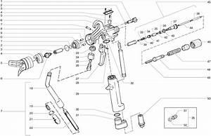 Wagner Paint Sprayer Parts Diagram