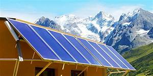 Installation Panneau Solaire : prix d 39 installation d 39 un panneau solaire ~ Dode.kayakingforconservation.com Idées de Décoration