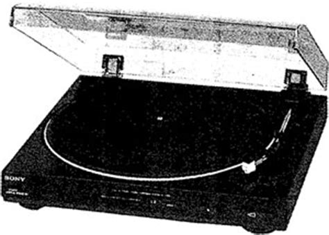 sony ps lx manual stereo turntable system vinyl engine