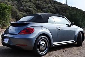 The 2013 Volkswagen Beetle Convertible U0026 39 S Performance