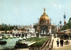 1889 Universal Exposition Paris France