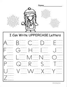 winter literacy kindergarten images preschool