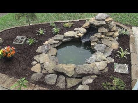 Construire Bassin De Jardin Avec Liner Doovi