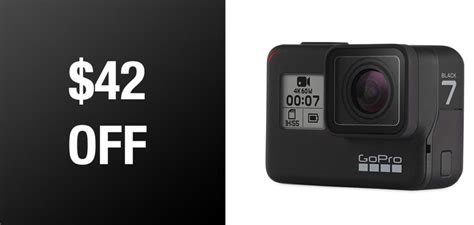 gopro hero black action camera pretty slick deal
