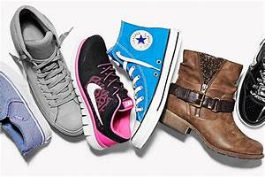 Snag Free Shoes... Famous Footwear