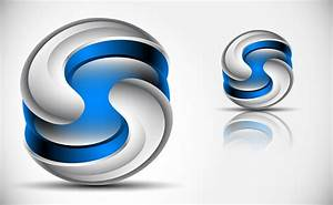 How to create 3D Logo Design in Adobe Illustrator CS5 | HD ...