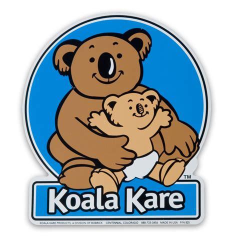 koala changing station decal model kb kb