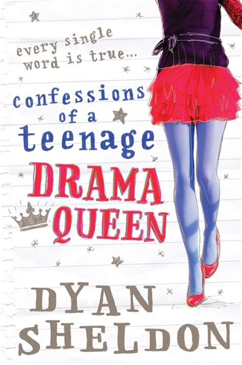 Walker Books  Confessions Of A Teenage Drama Queen