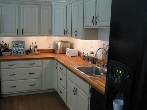 American Cherry Butcher Block   Traditional   Kitchen