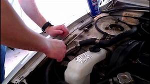 How To Replace A Coolant Tank  Reservoir