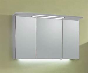 Spiegelschrank Bad 100 Cm Breit : puris fresh spiegelschrank 100 cm breit s2a431068 badm bel 1 ~ Frokenaadalensverden.com Haus und Dekorationen