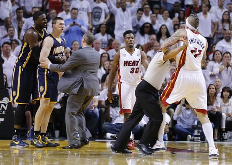 Birdman Suspended, 2013 Nba Playoffs [video] Miami Heat's