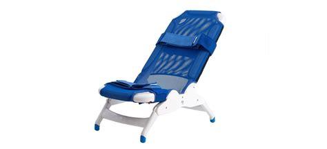 the e542 medium rifton blue wave bath chair