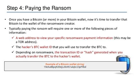 Get up to speed on what's. Bitcoin and Ransomware Analysis