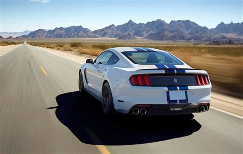 First Production 2018 Ford Mustang Shelby Gt350 Going To