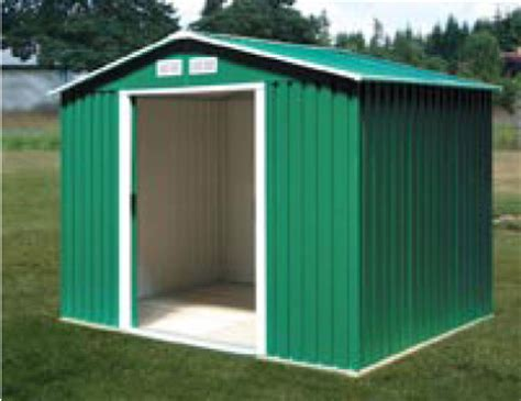How To Build Metal Shed by Metal Or Wooden Sheds Which Type Of Shed Is Best