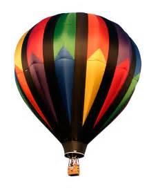Hot Air Balloon Transparent
