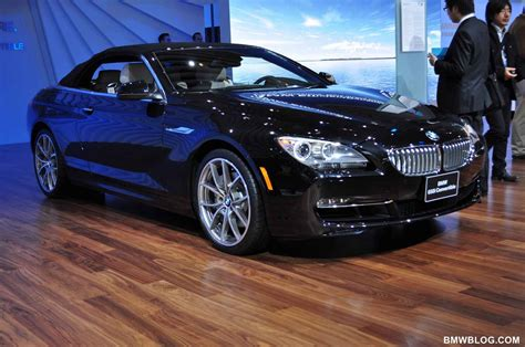 black convertible video 2012 bmw 6 series convertible in black sapphire