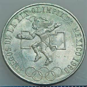 Mexican Peso Coins Value 1968