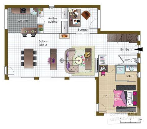 plan de bureau en bois maison bois 2 dé du plan de maison bois 2 faire