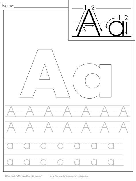 Handwriting Worksheets Free Printable Free Download