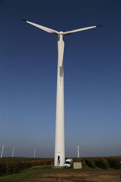 Neg micon nm 641500 1 50 mw wind turbine