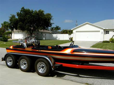Jet Boats For Sale Near Me by 1982 Eliminator Jet Drag Boat Supercharged 468 For