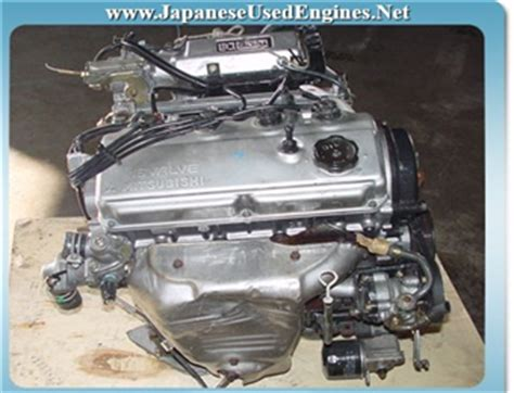 Mitsubishi 4g64 by Cheap Used Jdm Mitsubishi Engines Used Mitsubishi Motors