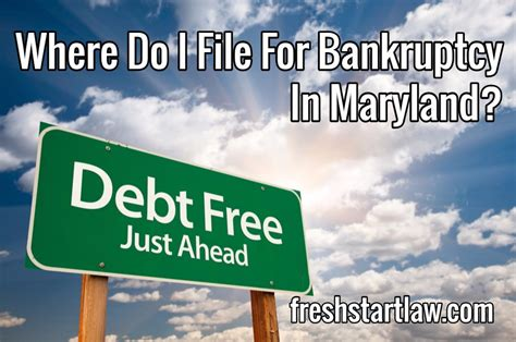 District Of Maryland Maryland Bankruptcy Court