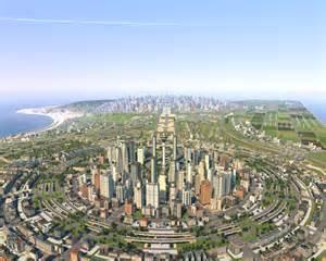 Cities XL New Coast City city layout | AurigaCity