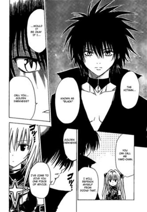 Golden Darkness - To-LOVE-ru Wiki