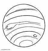 Planet Coloring Pages Planets Sheet Drawing Neptune Printable Colouring Cool2bkids Children Solar System Rocket Ship Space Clipartmag sketch template
