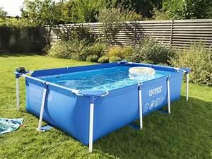 Comment installer une piscine hors sol Castorama