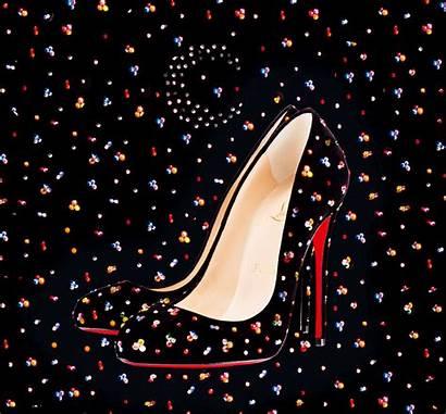 Louboutin Lune Clair Christian Shoes Dance Night
