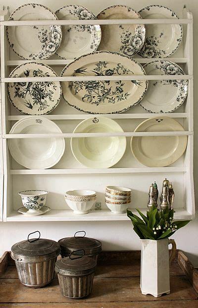 wall rack  plates platters vintage house plate rack idea plates  wall vintage
