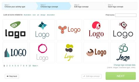 how to create a company logo and corporate identity online logaster
