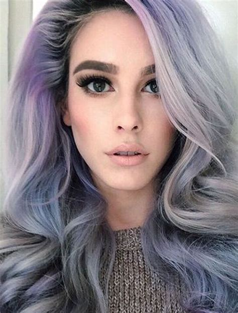 Hairstyles For With Gray Hair by The 32 Coolest Gray Hairstyles For Every Lenght And Age