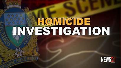 Homicide Murder Street Blood Victim News4winnipeg Sumner