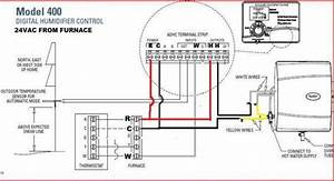 Manual Humidistat Wiring Diagram