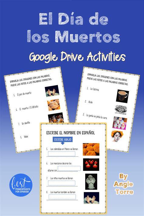 Día de los Muertos Day of the Dead Interactive and Google ...