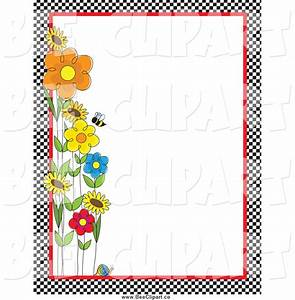 Gallery For > Summertime Border Clipart