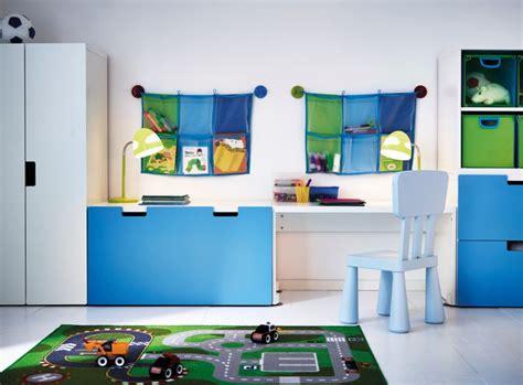 ikea chambre garcon idée rangement chambre enfant avec meubles ikea