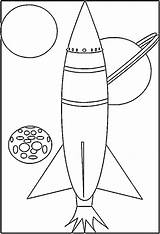 Coloring Fusee Coloriage Planetes Space Shuttle Rocket Imprimer Printable Transportation Zum Missile Ausmalbilder Sheet Disegni Colorier Ship Colorare Dessin Dessins sketch template