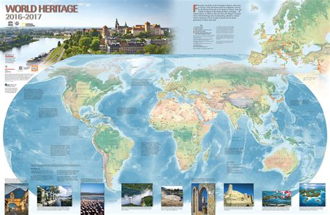 world heritage centre world heritage map