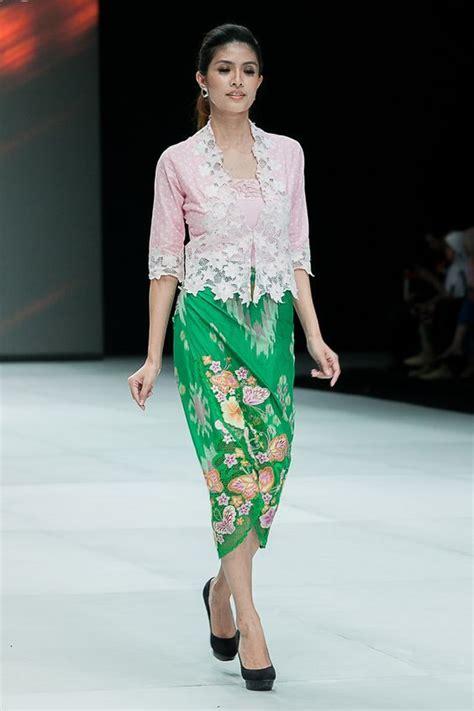 model rok kebaya modern khas anak muda abg gaul model