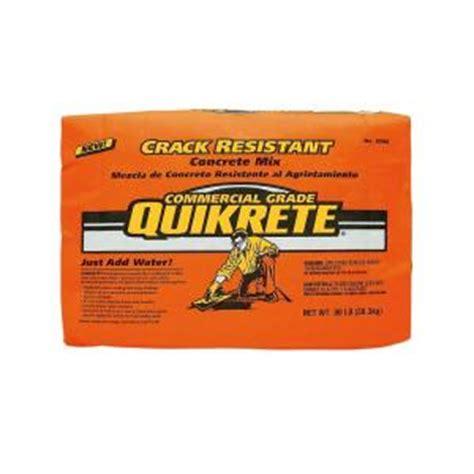 depot quikrete quikrete 80 lb resistant concrete 100680 the home Home