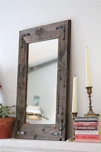 Easy, Bathroom, Mirror, Frame, Ideas, U2013, Mecraftsman